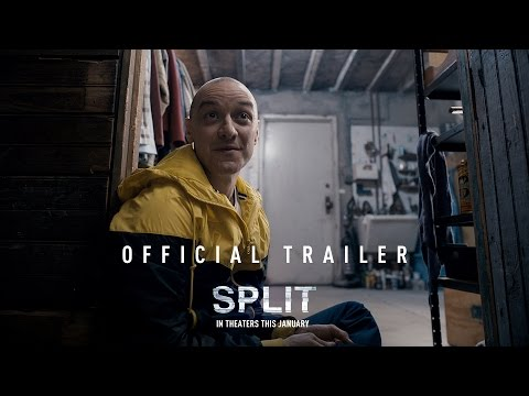 Split is listed (or ranked) 2 on the list The Best Thriller Movies of 2017