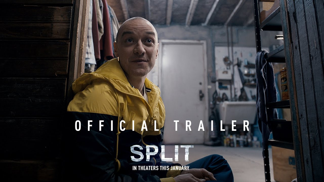 Split - In Theaters This January - Official Trailer #2 - YouTube