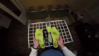 Как постирать кроссовки и что с ними будет после стирки(Ролик о моём опыте по стирке кроссовок. Простите за бардак...день стирки был, вот и раскидал всё где попало ))), 2015-10-19T21:59:36.000Z)