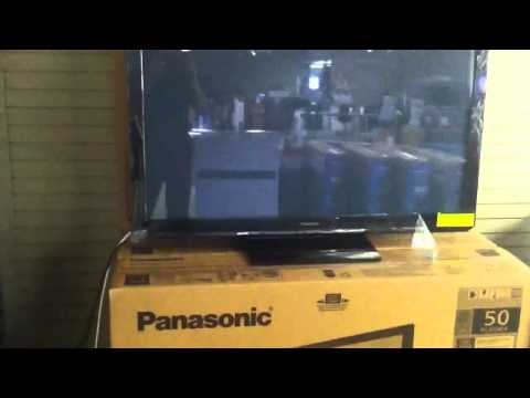 Panasonic Viera 50 TC-P50X3 TV Review |  AAAA TV Electronics &  Vacuum
