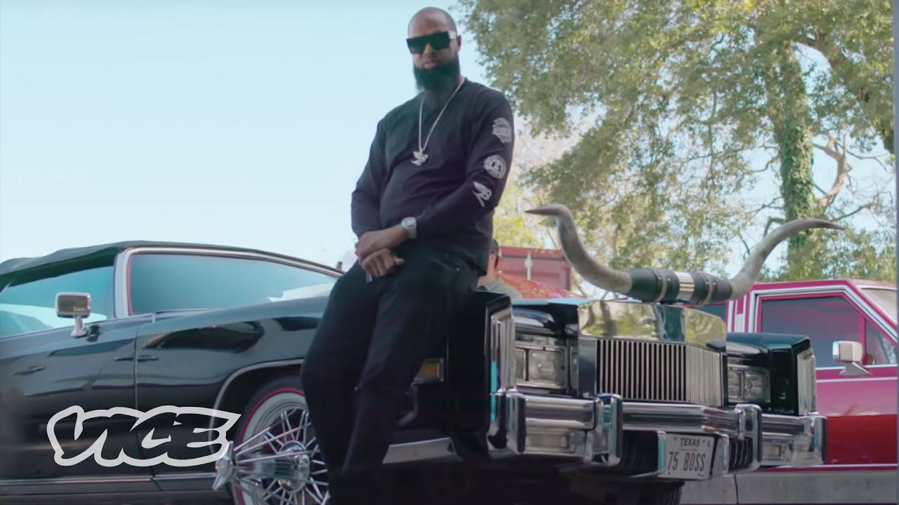 Slabs and Swangas are Houston Hip-Hop Trophies