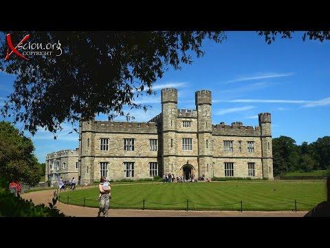 Leeds Castle 4k