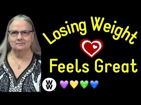 Losing Weight Feels GREAT!