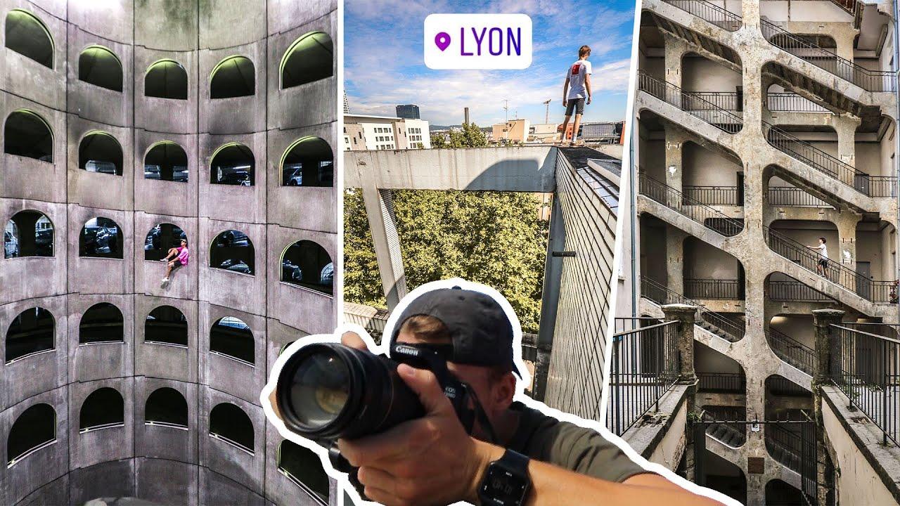 LES MEILLEURS SPOTS PHOTOS DE LYON!