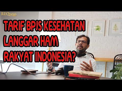 Tarif BPJS Kesehatan Langgar HAM Rakyat Indonesia?