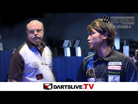【Hikaru Kakizaki VS Larry Butler】 THE WORLD 2014 FEATURED MATCH 2