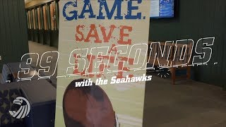 99 Seconds with the Seahawks (20180421)