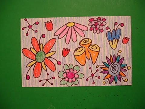 Lets draw spring flowers youtube lets draw spring flowers mightylinksfo