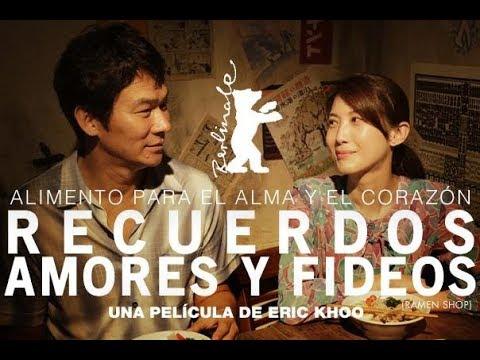 Recuerdos, Amores y Fideos (Ramen Shop) - Trailer Oficial Subtitulado al Español