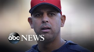 Red Sox fire manager over cheating scandal l ABC News