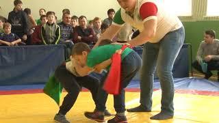 Борцы почтили память Фалеса Валеева