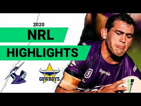 2020 Trial Highlights - Storm V Cowboys