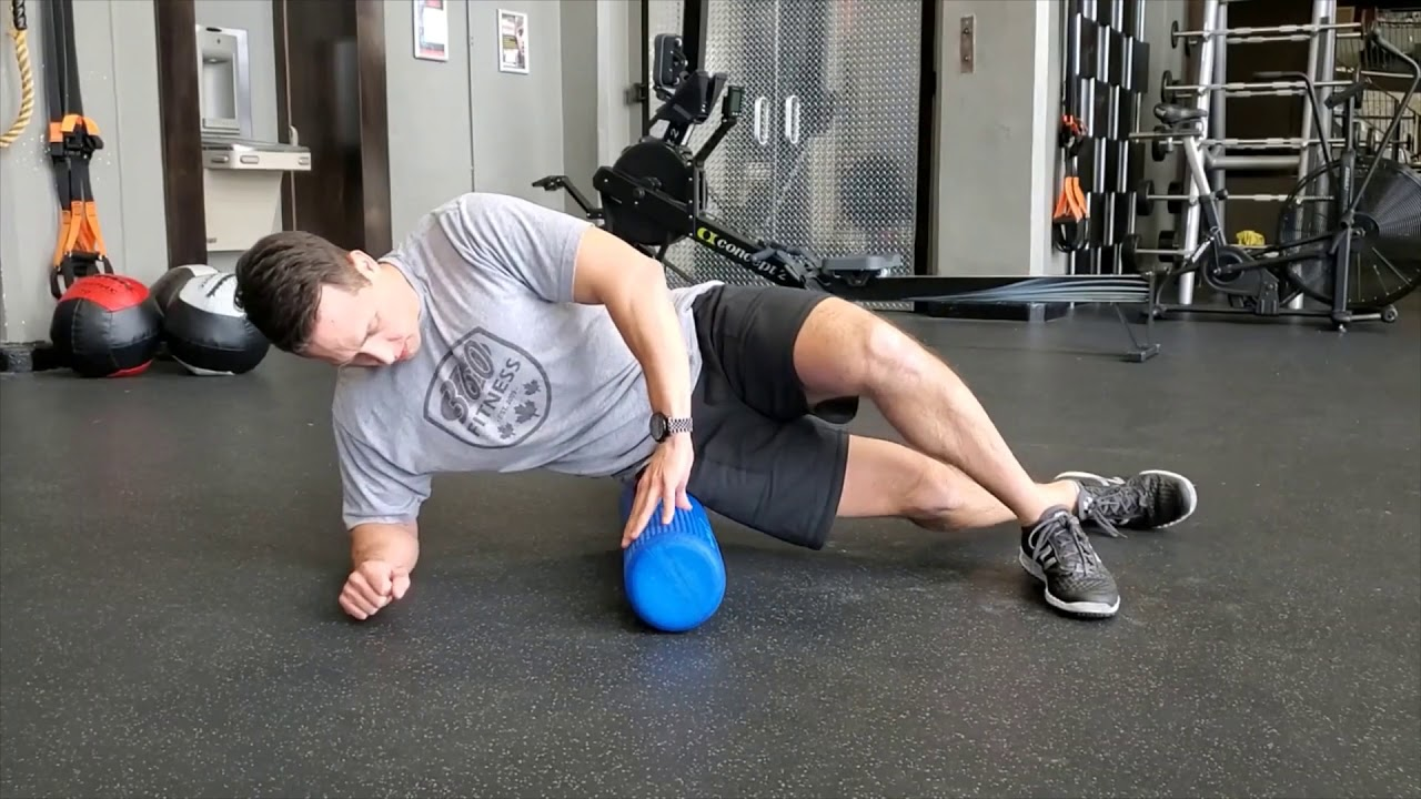 Foam Rolling Guide Video Routine Compiled - 5 Minutes ...