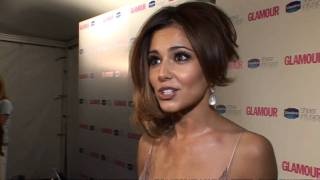 Cheryl Cole voted Glamour's Woman of the Year