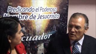 Entrevista Pastor Alvaro Torres Forero