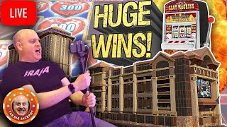 🔴 LIVE Back In Action Tuesday Night Slot Play! 🎰 High Limit Jackpots! | The Big Jackpot
