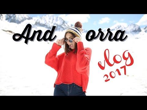 Andorra Vlog - Sumol Snow Trip 2017