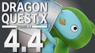 ついにきた!「ドラゴンクエストX オンライン」Ver4.4大型パッチ PV大公開!