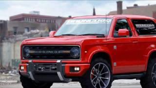 2020 Ford Bronco - Everytihing We Know