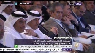 حمد بن ثامر: منتدى الجزيرة دأب على أن يكون منبرا للحوار