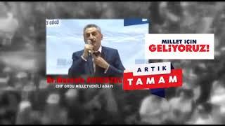 Dr.MUSTAFA ADIGÜZEL / CHP ORDU MİLLETVEKİLİ ADAYI