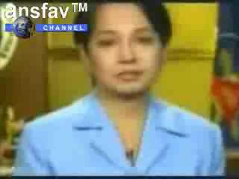 "President Gloria Macapagal Arroyo's -""I am sorry"" Speech"