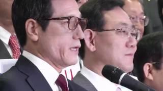 韩执政党分家29议员退出另创新党