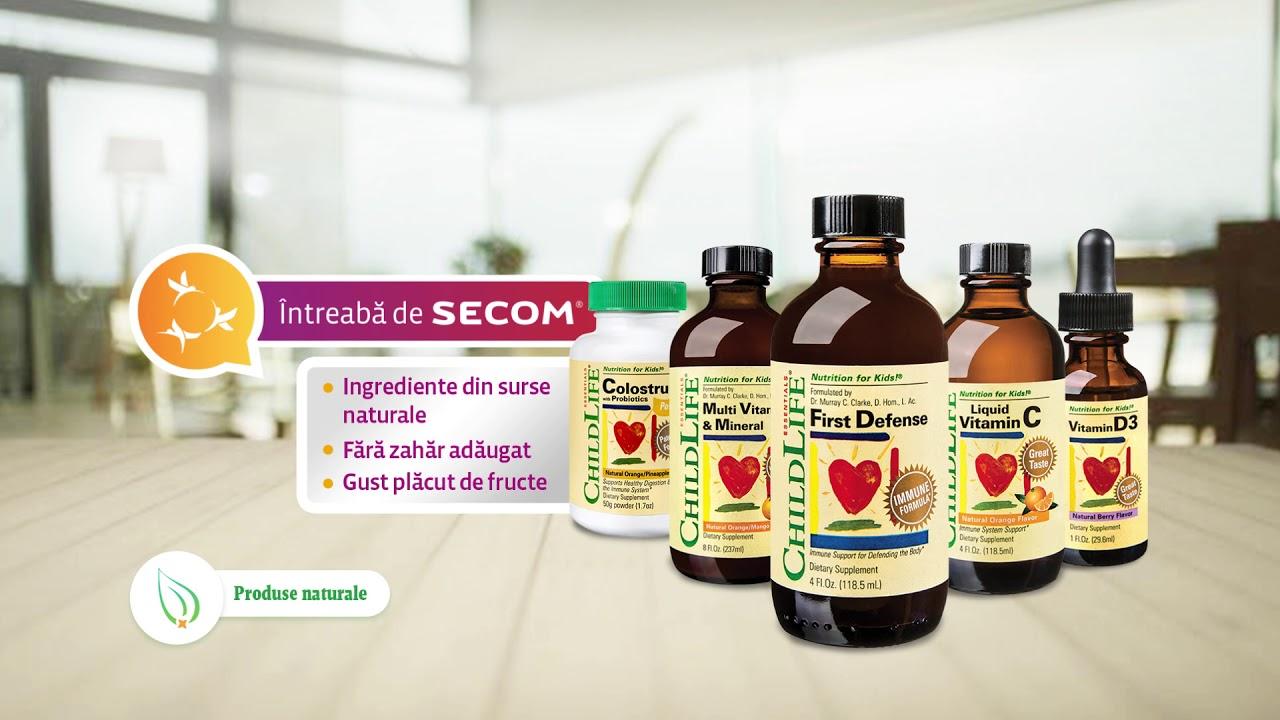 produse naturiste pentru imunitate secom
