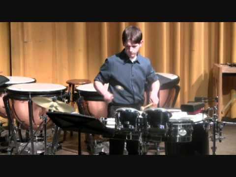 Latin Journey - Mt. Lebanon Percussion Recital 2010