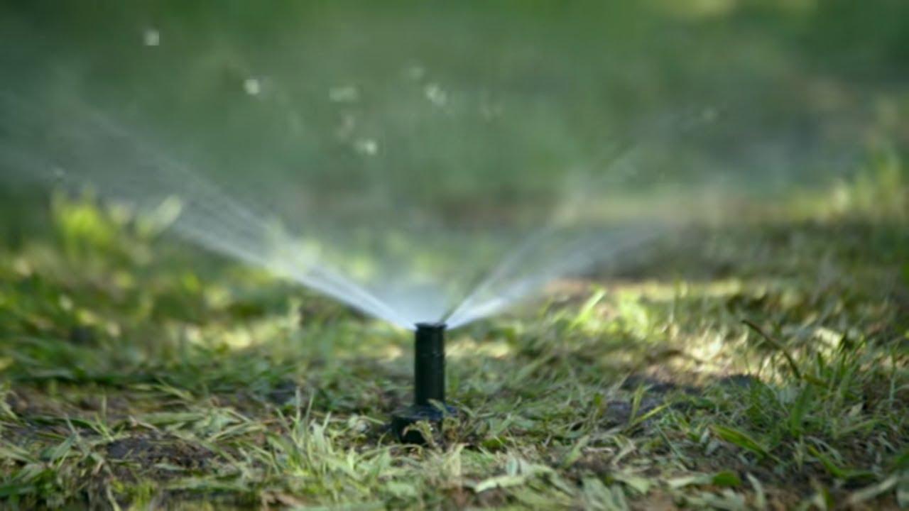 Install A Garden Irrigation System