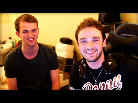 Ali-A & BROTHER gaming!