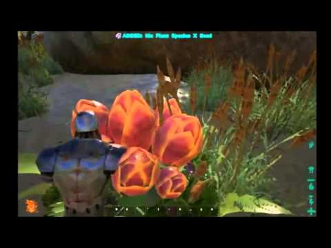 ARK Survival Evolved - How To Find Plant Species X Seed - Tutorial