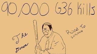 90,000 G36 Kills In PHANTOM FORCES!