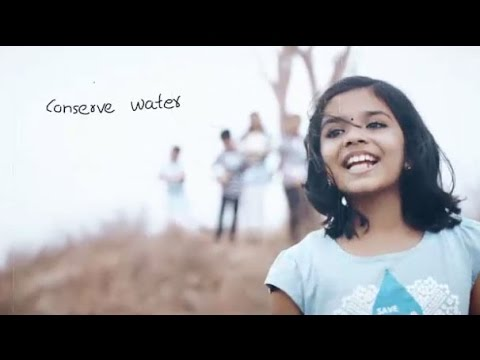 Mathrubhumi Save Water Mission | Sreya Jayadeep Song