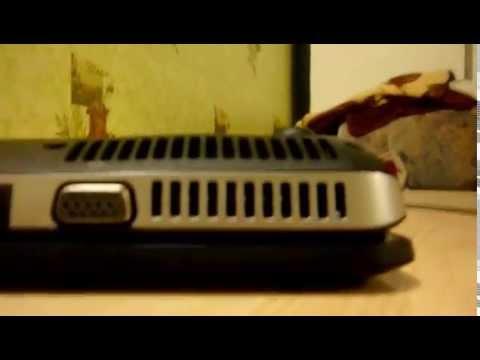 Как почистить ноутбук HP pavilion dv6 от пыли, хьюлит паккард павилион без разборки.