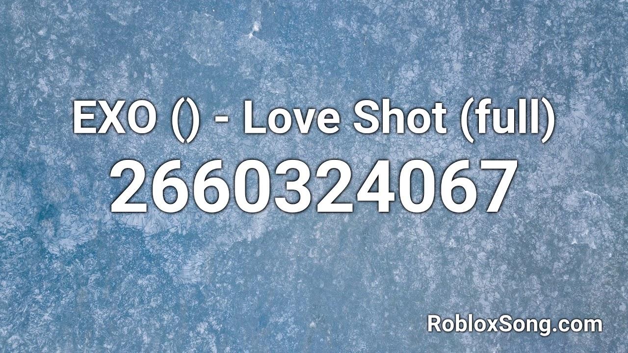 Nunu Nana Roblox Id Exo 엑소 Love Shot Full Roblox Id Music Code Youtube