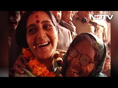 Remembering Sushma Swaraj: A People's Minister