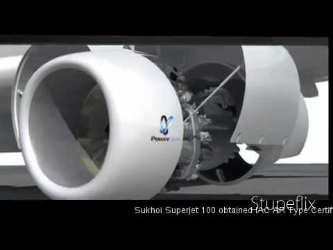 Sukhoi Superjet 100 obtained IAC AR Type Certificate