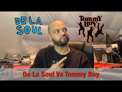 Da La Soul vs Tommy Boy Records - What Can We Learn From The Situation? Mp3