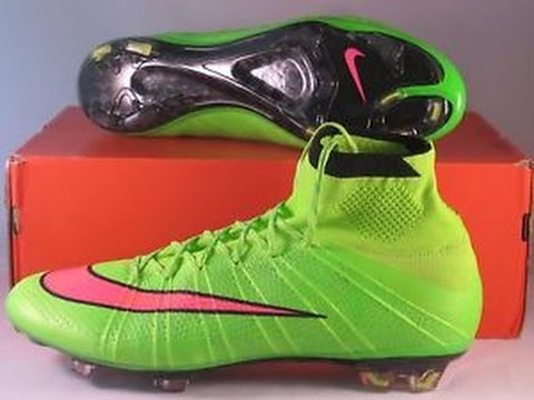a6573d68e7f5 Nike Mercurial Superfly 4 Replica Unboxing - AliExpress - YouTube