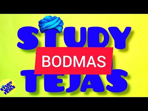 #BODMAS.                 WHAT IS   BODMAS RULE