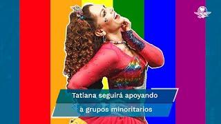 Cibernautas que aseguraron ser fans de Tatiana, dejaron de seguirla por considerar que con este video promueve e incita a los niños