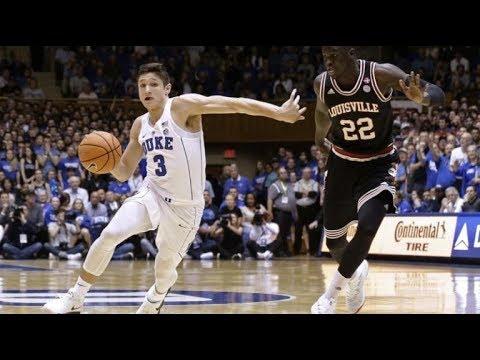 Louisville vs Duke    Full Game Highlights    February 21, 2018    2017-2018 College Basketball