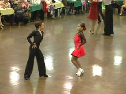 Cha Cha Samba Rumba Paso Jive Dmitriy Michelle 2007-11-18