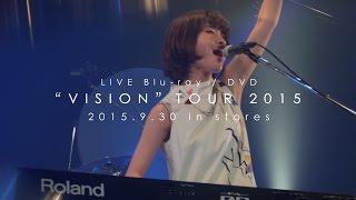2015年3月にリリースした3rd Album「VISION」を引っ提げて、全16本開催...