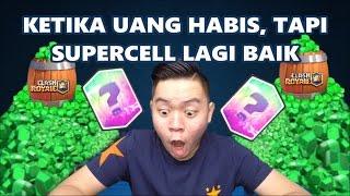 KETIKA UANG HABIS, TAPI SUPERCELL LAGI BAIK! = LEGENDARY