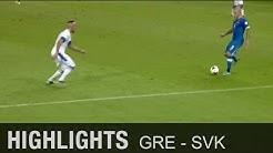 Hellas feiert: Skrtel mit kuriosem Eigentor! | Griechenland - Slowakei 1:0 | WM-Quali