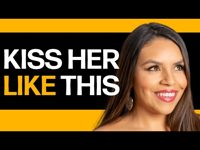 99.9% of Women WANT To Be Kissed Like This! (How To Setup The PERFECT KISS) | Apollonia Ponti
