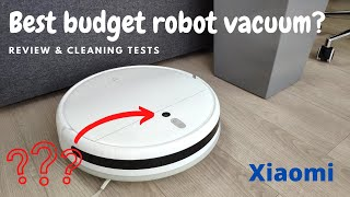Xiaomi MiJia 1C Review: Powerful Robot Vacuum for $200