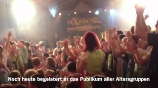 Festzelt Gaudi KMF 2015 - Markus Wolfahrt